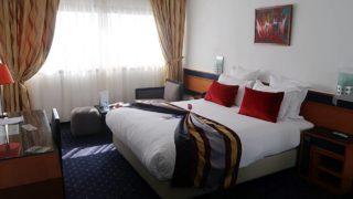 カサブランカのホテル「Idou Anfa」の客室