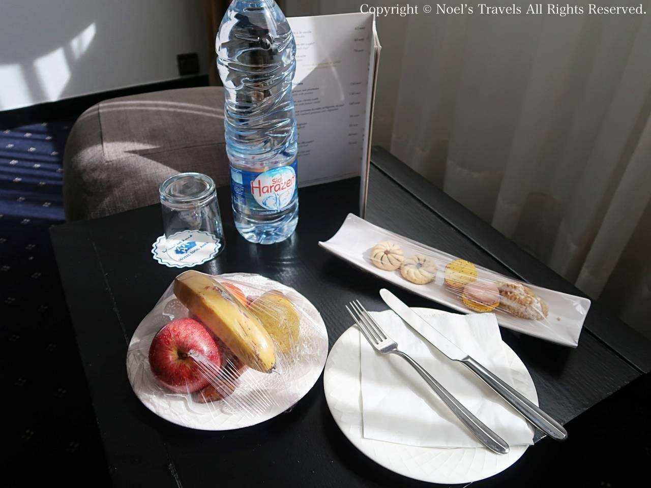 カサブランカのホテル「Idou Anfa」