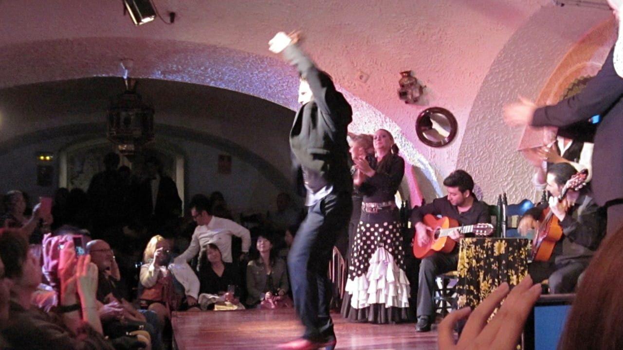 バルセロナのコルドベスのフラメンコショー