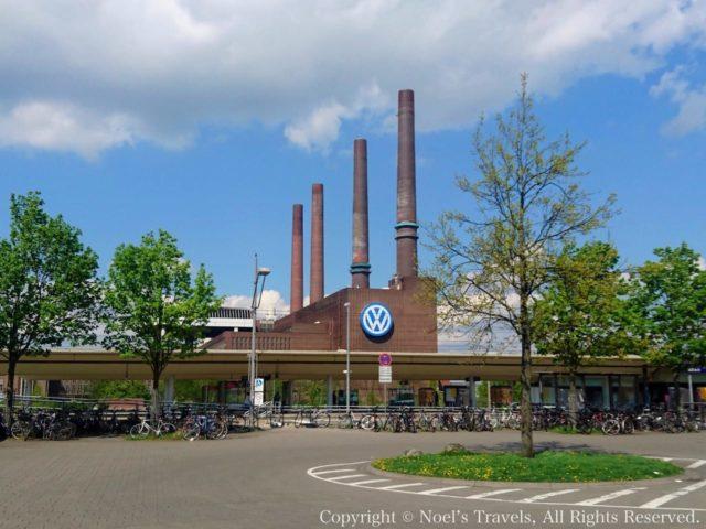 フォルクスワーゲンの本社工場