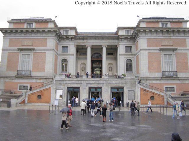 マドリードのプラド美術館