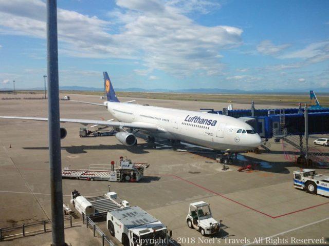 ルフトハンザドイツ航空の機体