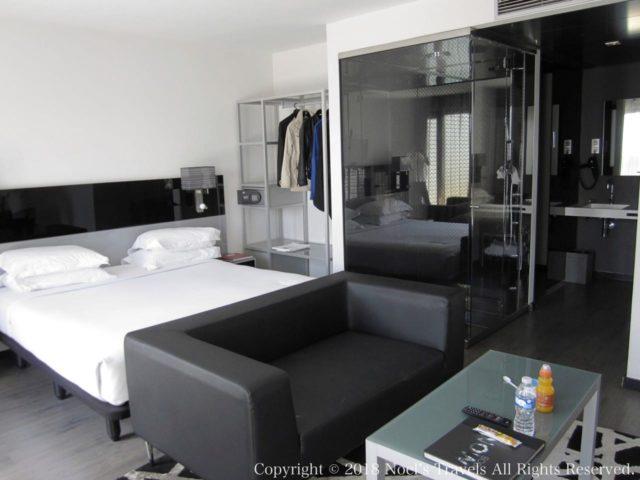 ACホテル・アトーチャ・バイ・マリオットの客室