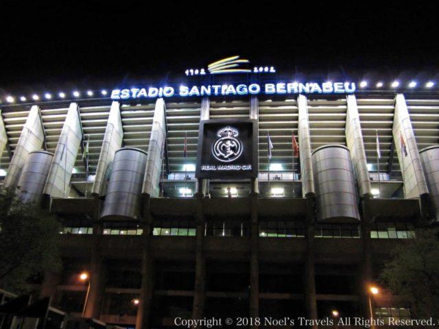 「サンチャゴ・ベルナベウ」レアル・マドリードのホーム・スタジアム