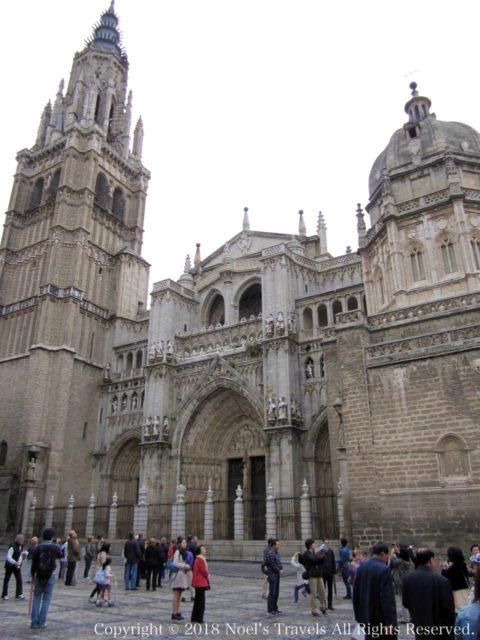 スペインのトレド大聖堂