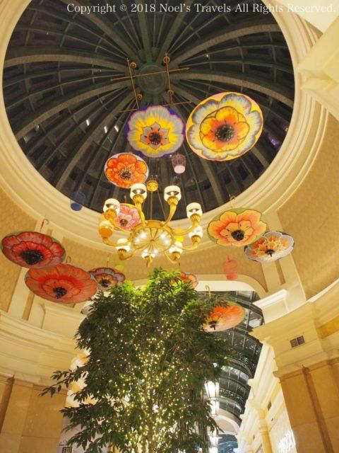 ラスベガスのホテル「ベラージオ」