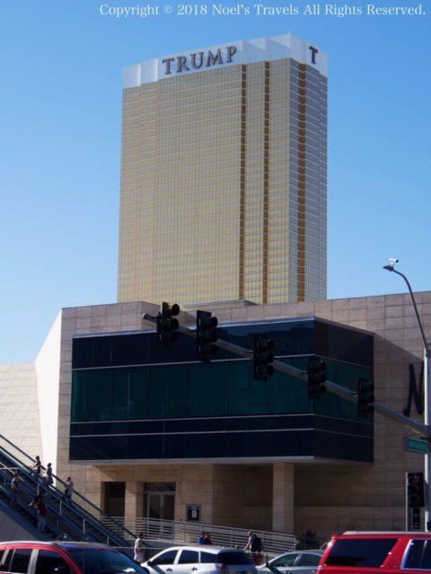 ラスベガスのトランプ・ホテル