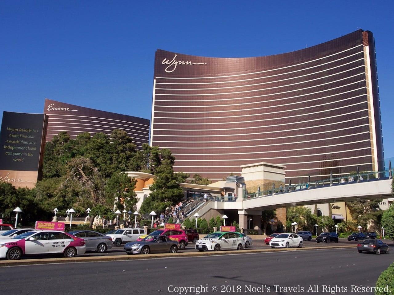 ホテル「ウィン・ラスベガス」