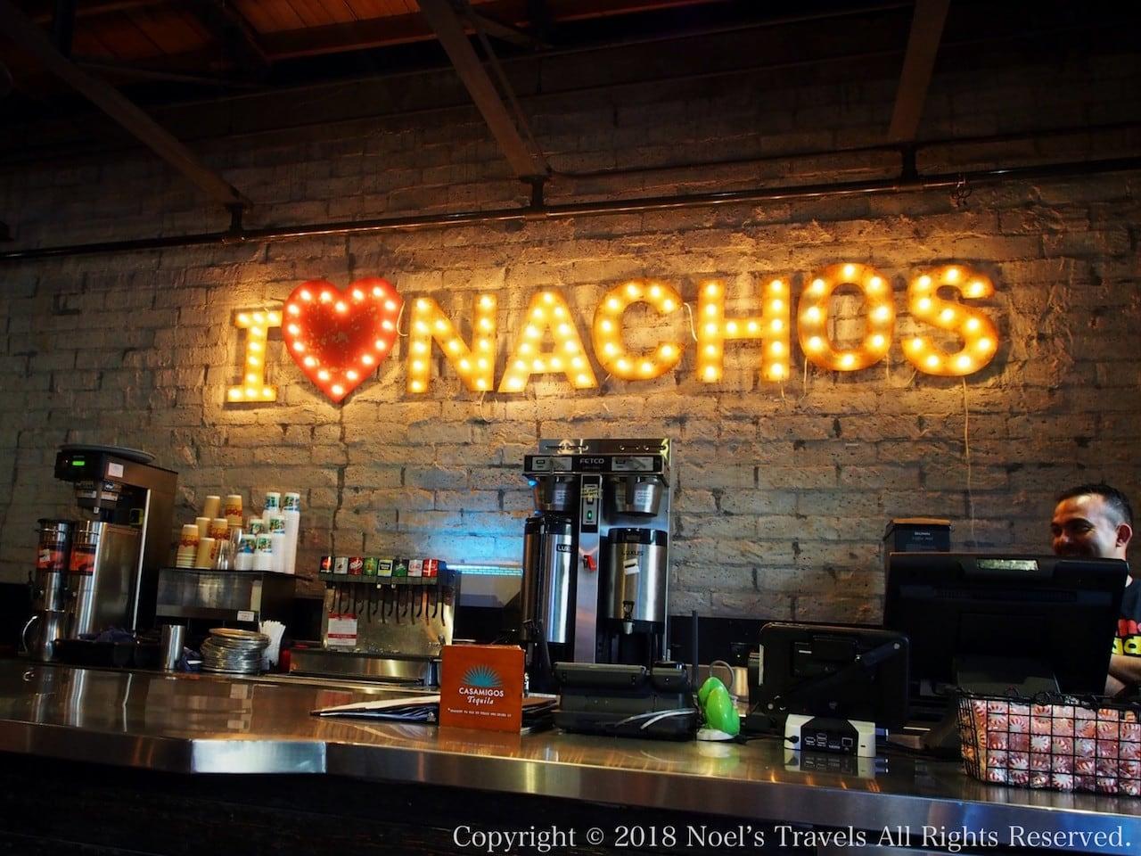 ラスベガスのメキシコ料理店「ナチョ・ダディ」