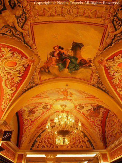 ラスベガスのホテル「ベネチアン」