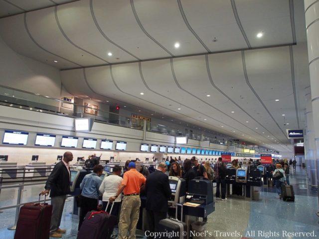 ラスベガスのマッカラン国際空港