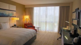 The L.A. グランドホテルダウンタウンの部屋