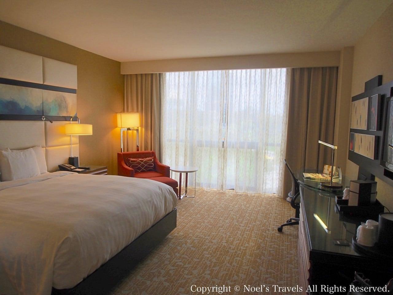 The LA グランドホテル・ダウンタウンの客室
