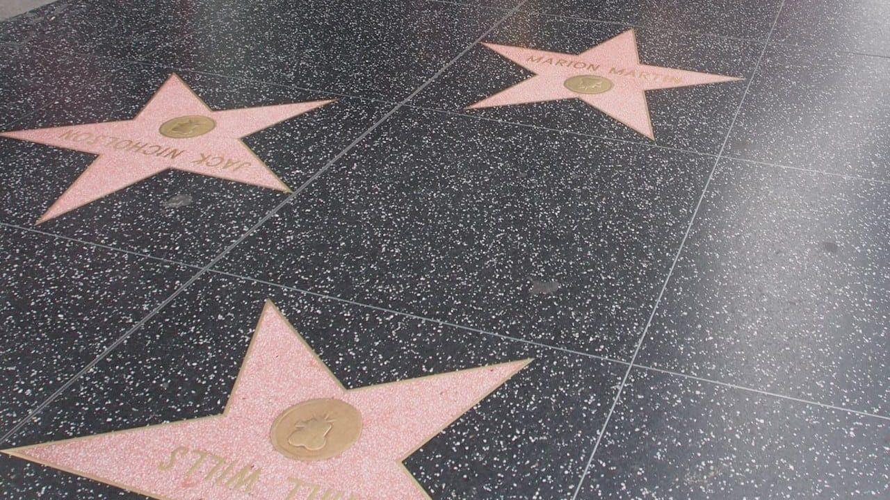ハリウッドのウォーク・オブ・フェイム