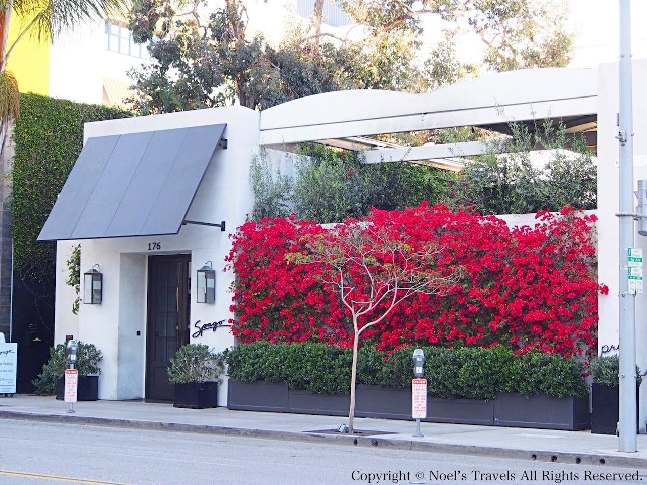 ロサンゼルスのスパーゴ