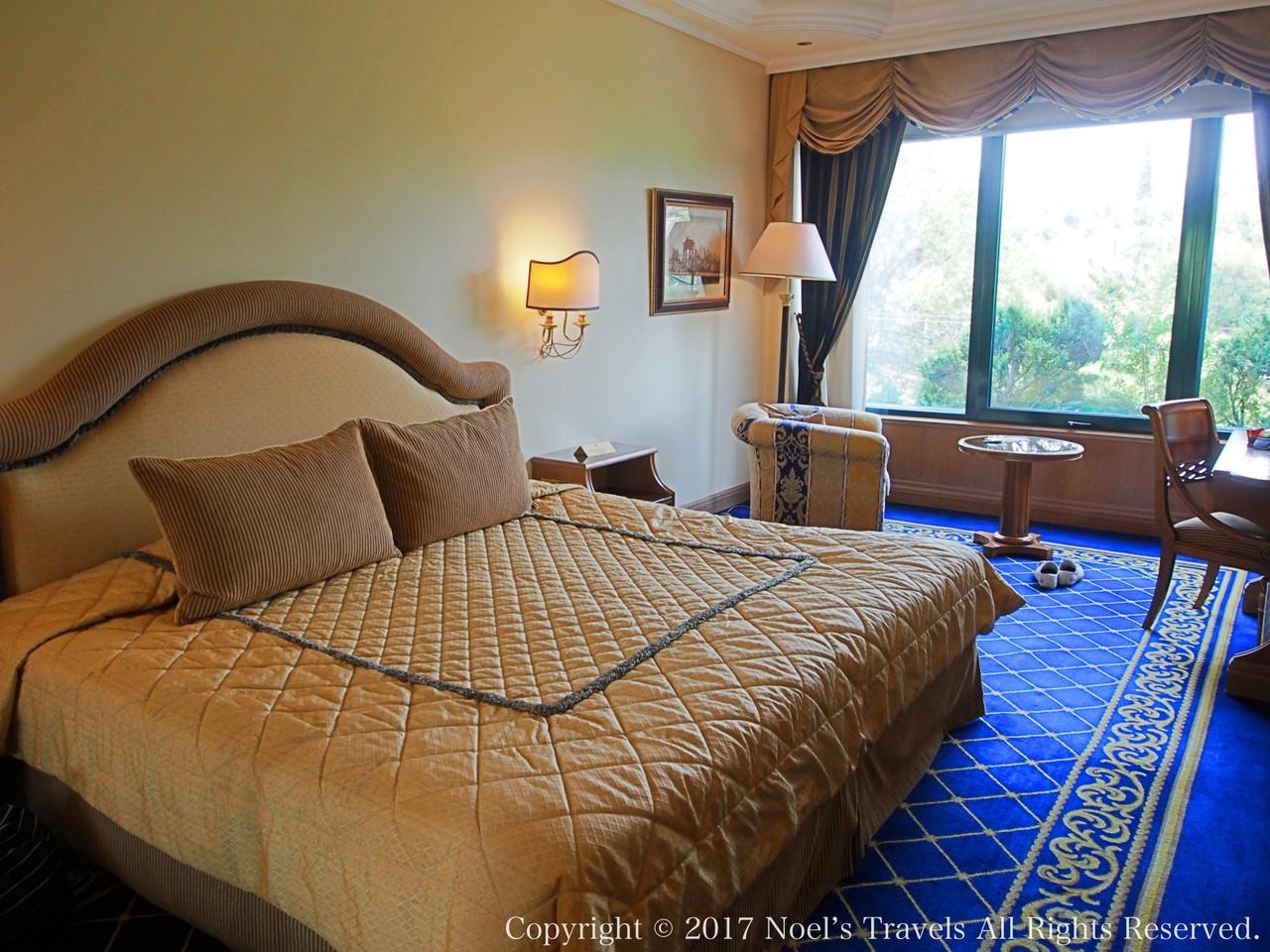ロイヤル・オリンピック・ホテル・アテネの客室