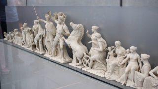 アテナとポセイドンの戦い