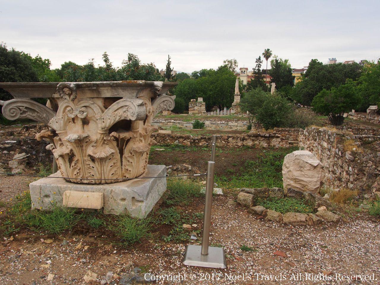 アテネの古代アゴラ