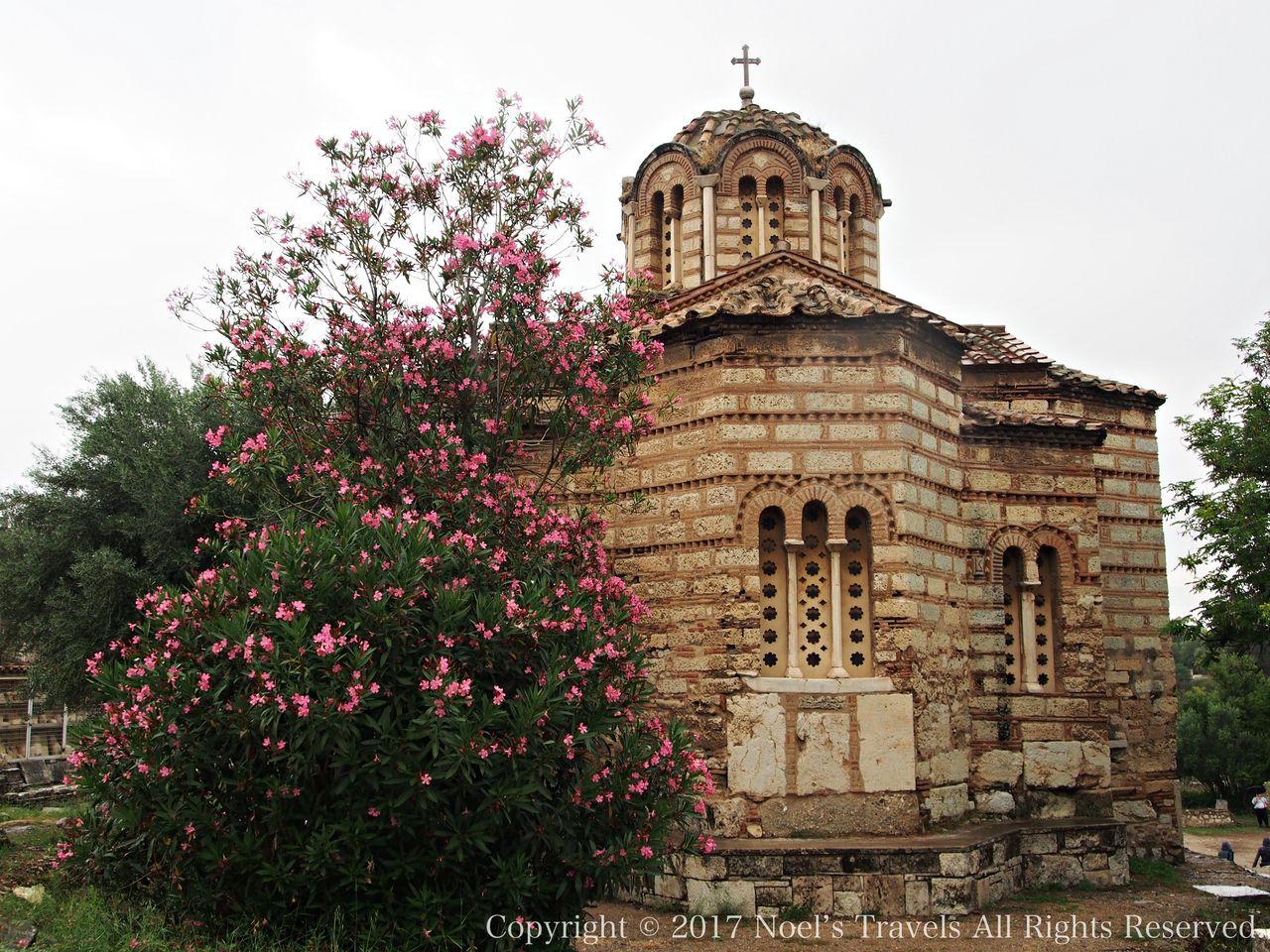 古代アゴラの教会