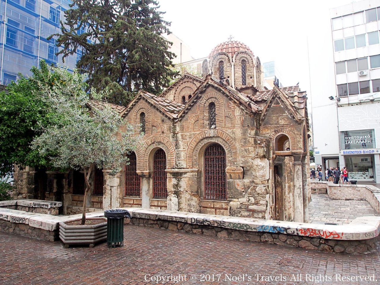 アテネのカプニカレア教会