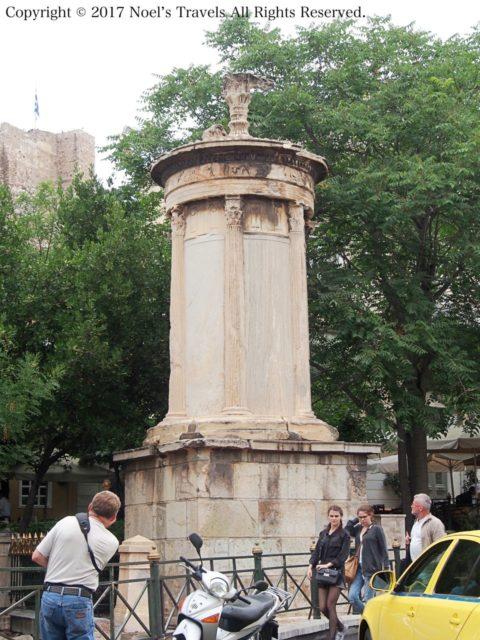 アテネのリシクラテス・モニュメント