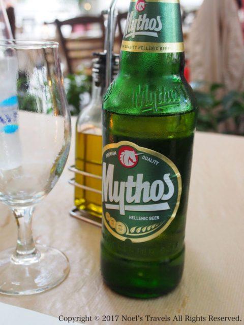 ギリシャビール