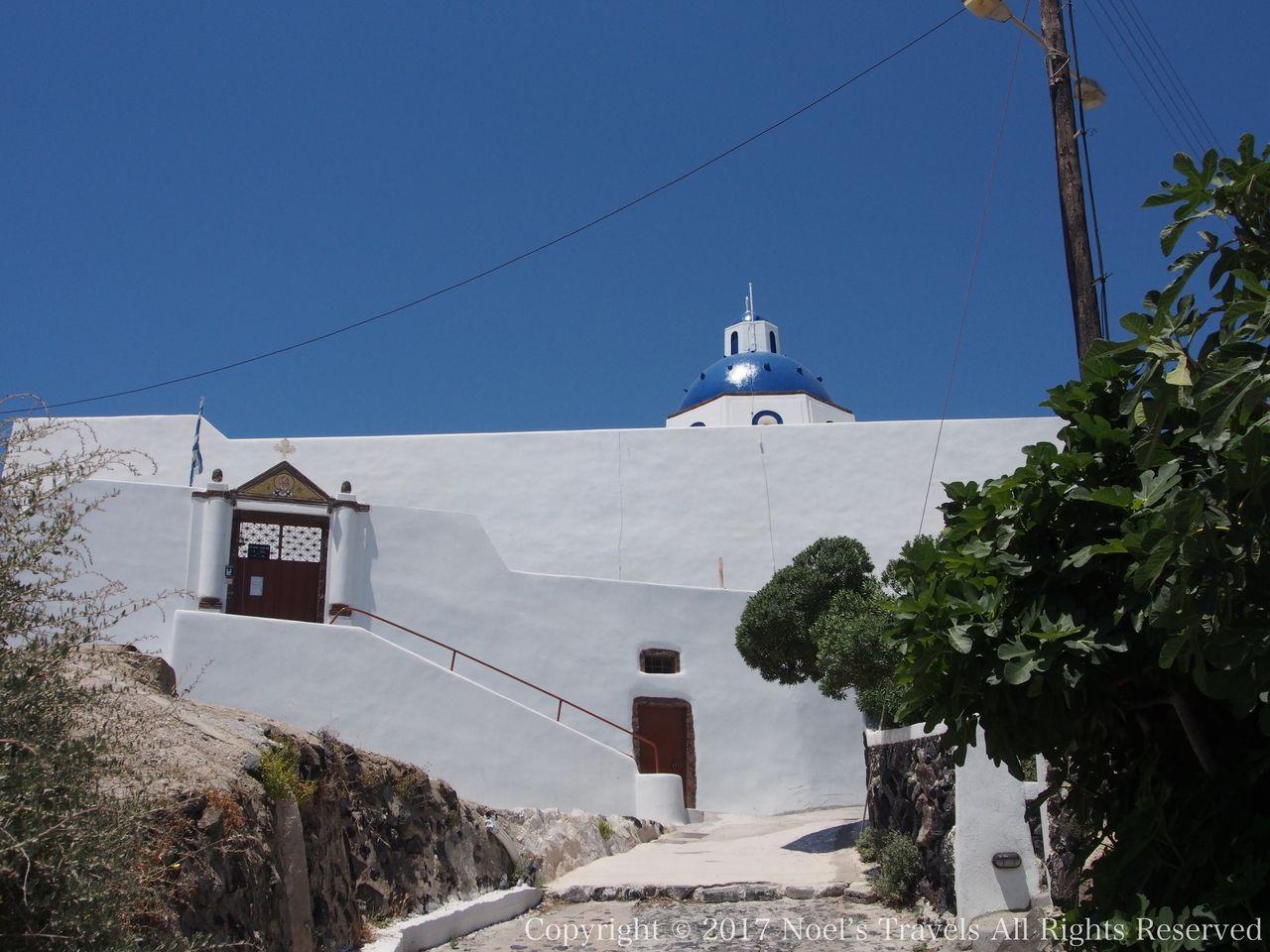 フィロステファニの教会