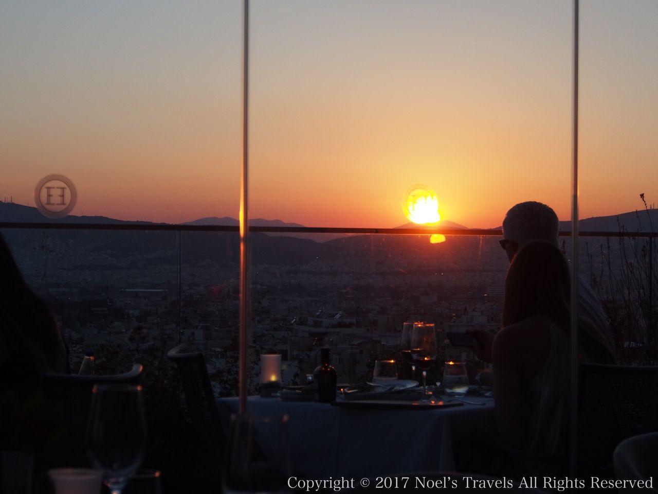 エレクトラ・メトロポリス・アテネのレストラン