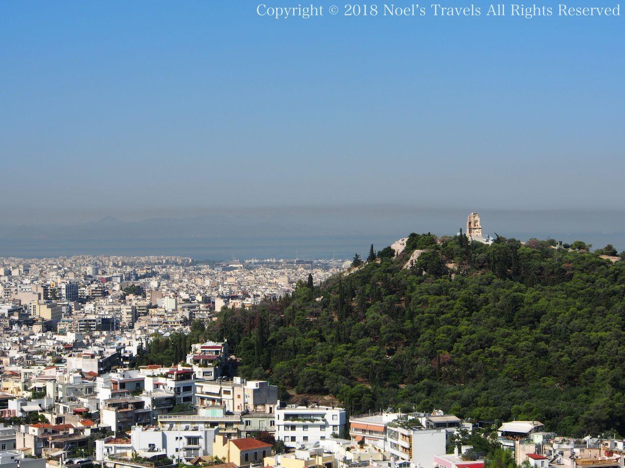 アテネのフィロパポスの丘
