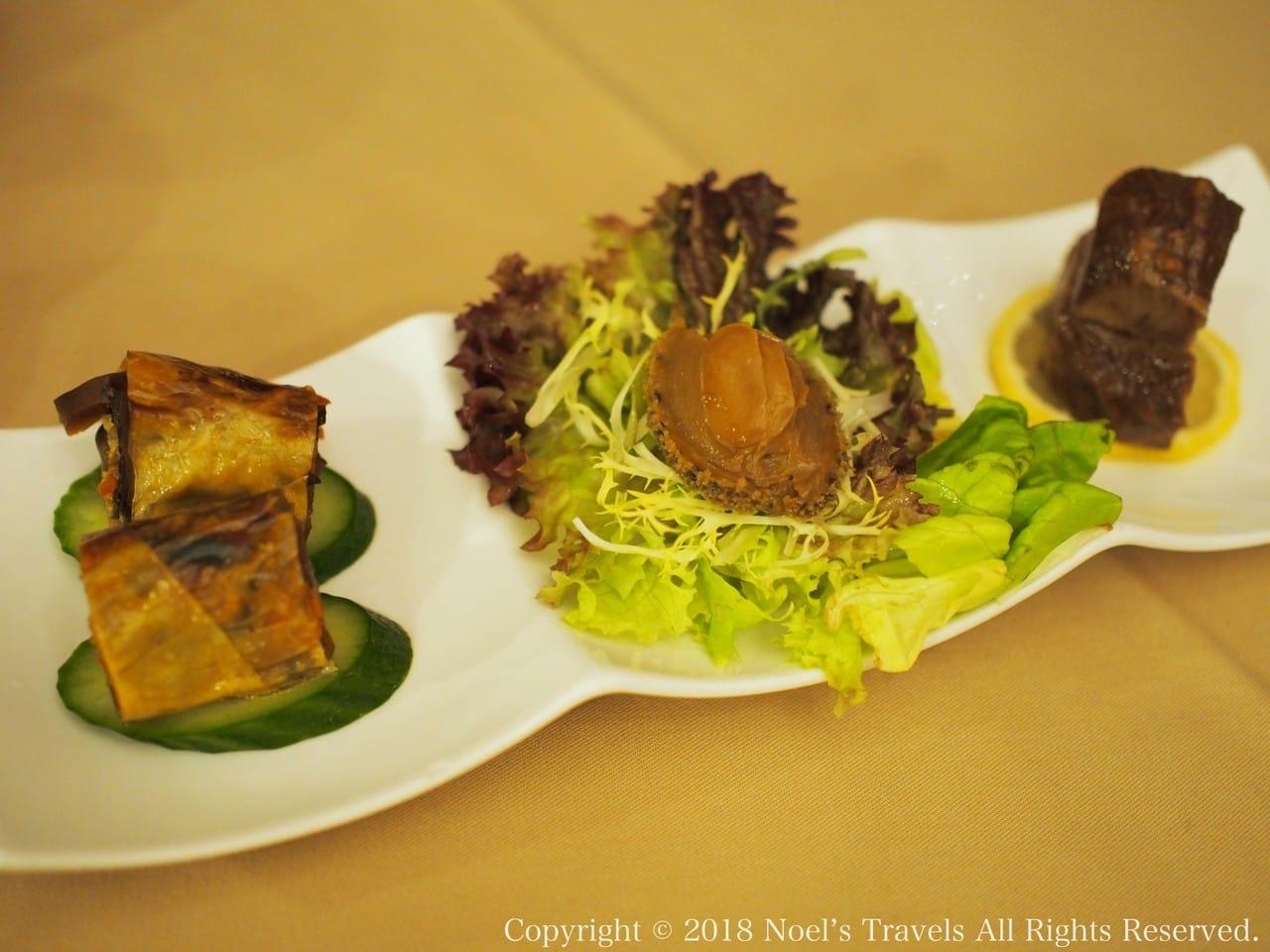 香港の広東料理店「王子飯店」