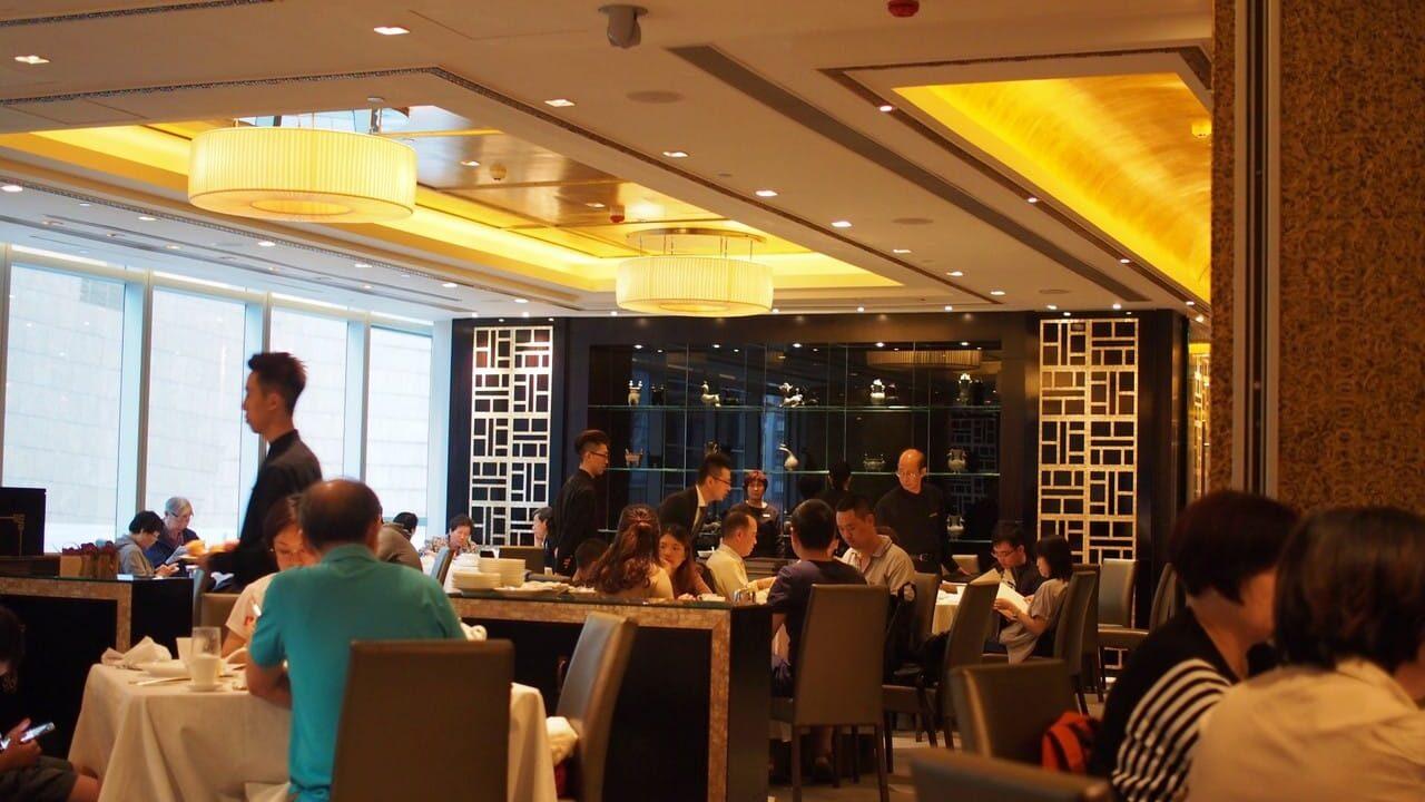 香港のレストラン「明閣」