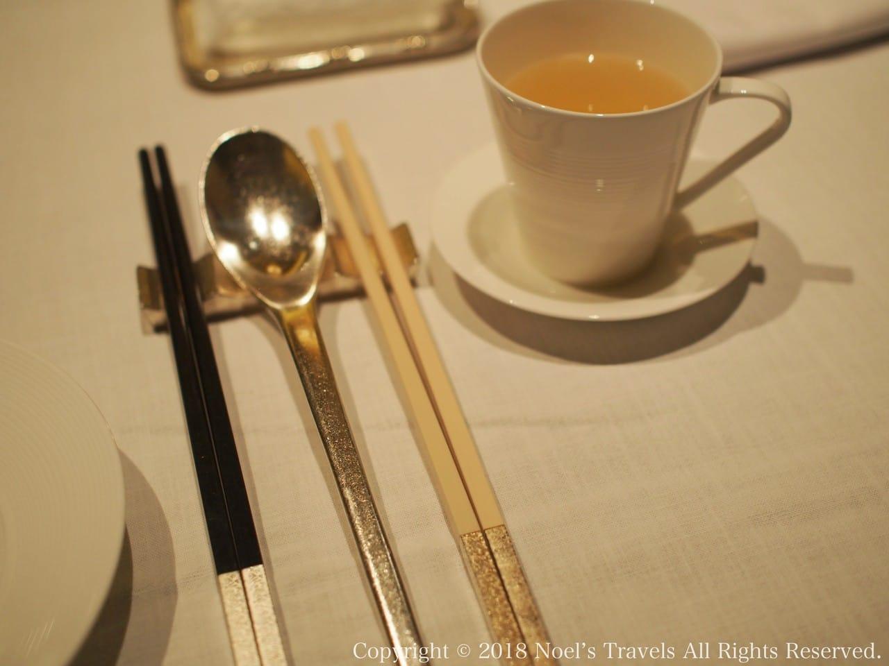 香港の「明閣」で飲茶
