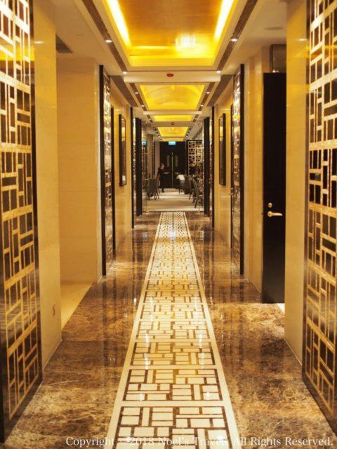 香港のミシュラン星付きレストラン「明閣」