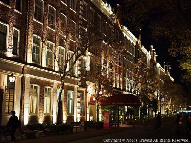 ハウステンボスのホテル・アムステルダム