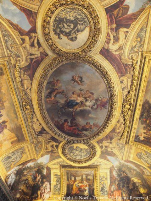 ヴェルサイユ宮殿のヴィーナスの間