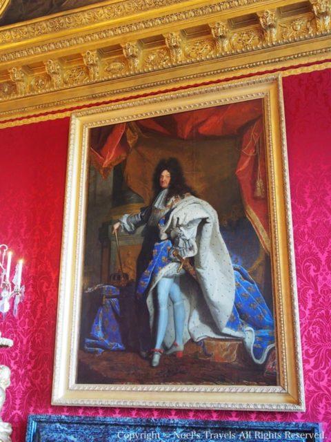 ヴェルサイユ宮殿のアポロンの間