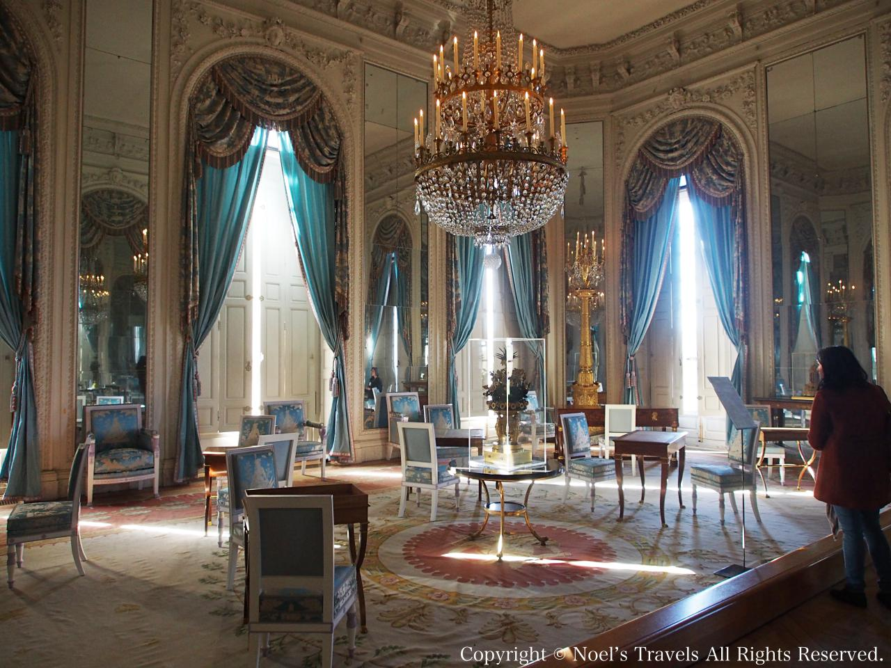 ヴェルサイユ宮殿の大トリアノン