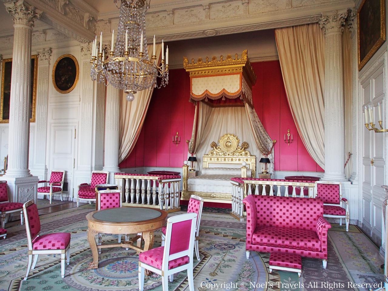 ヴェルサイユ宮殿のグラン・トリアノン