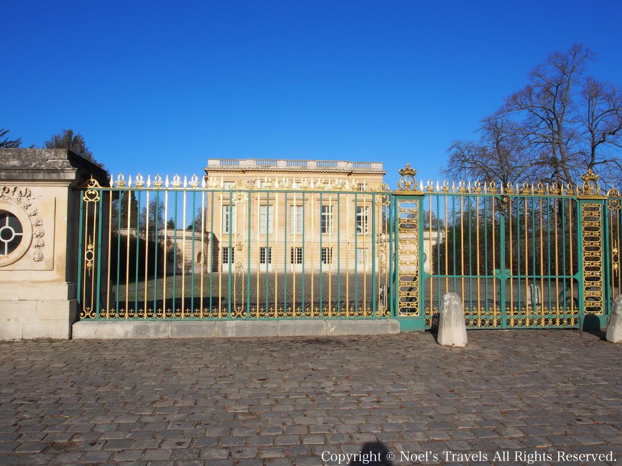 ヴェルサイユ宮殿のプチ・トリアノン