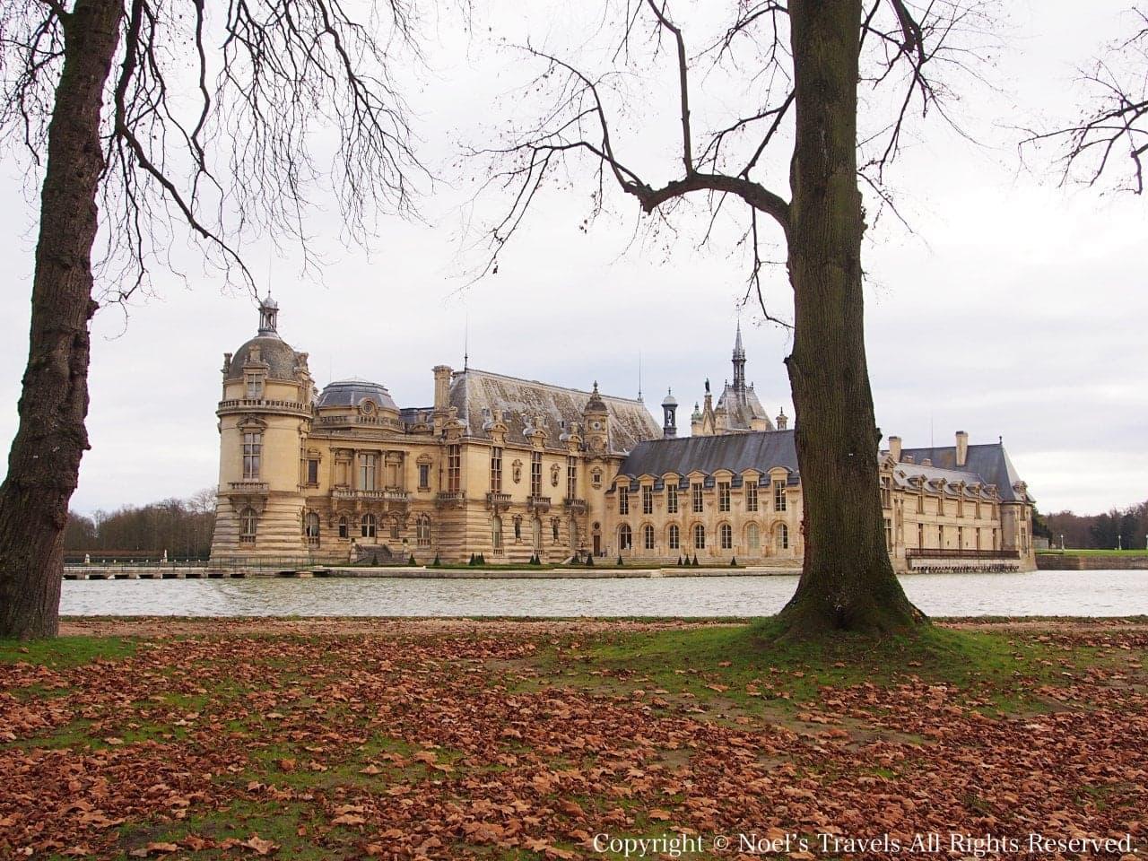 フランスのシャンティイ城