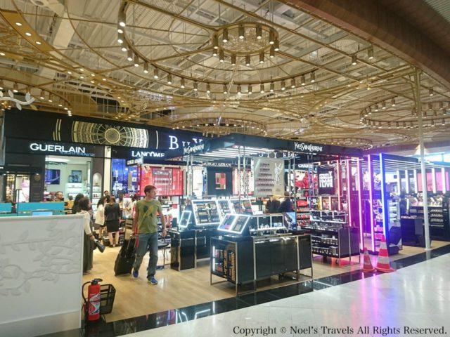シャルル・ド・ゴール空港の免税店