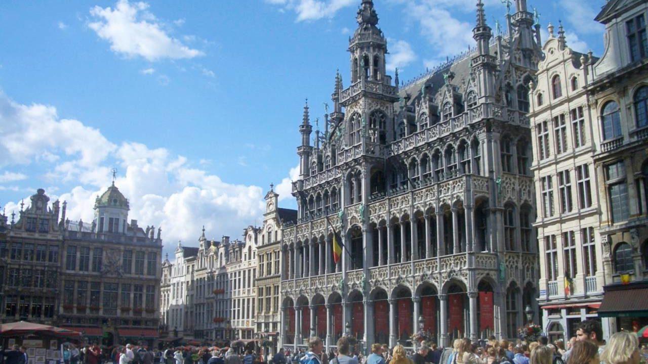 ブリュッセルのグラン・プラス