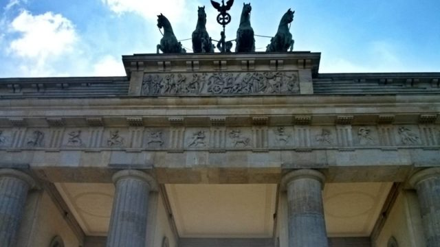 ベルリンのブランデンブルク門