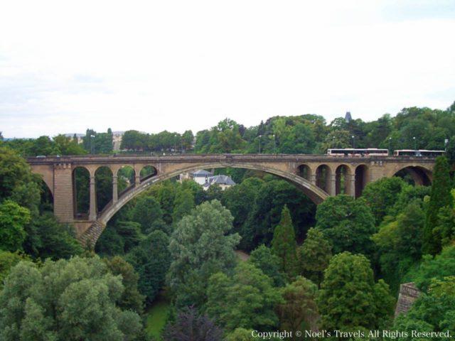 ルクセンブルクのアドルフ橋