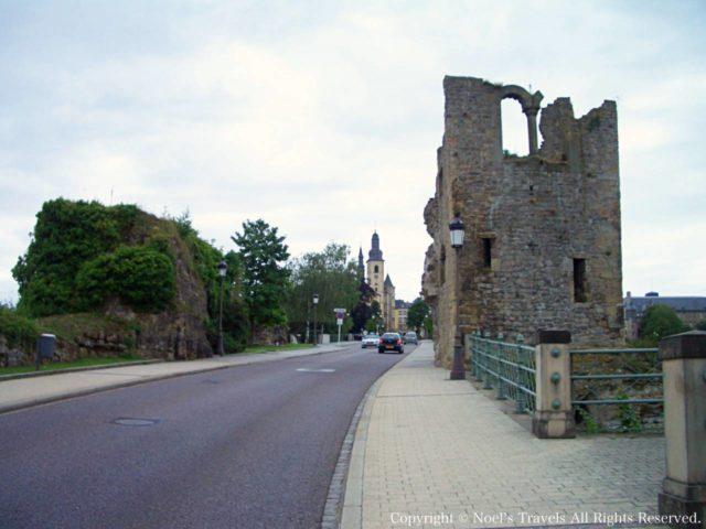 ルクセンブルクのボック要塞