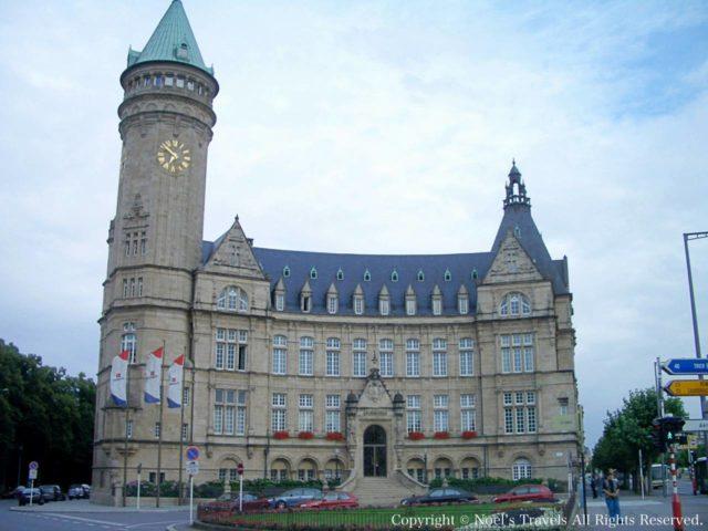 ルクセンブルクの銀行博物館