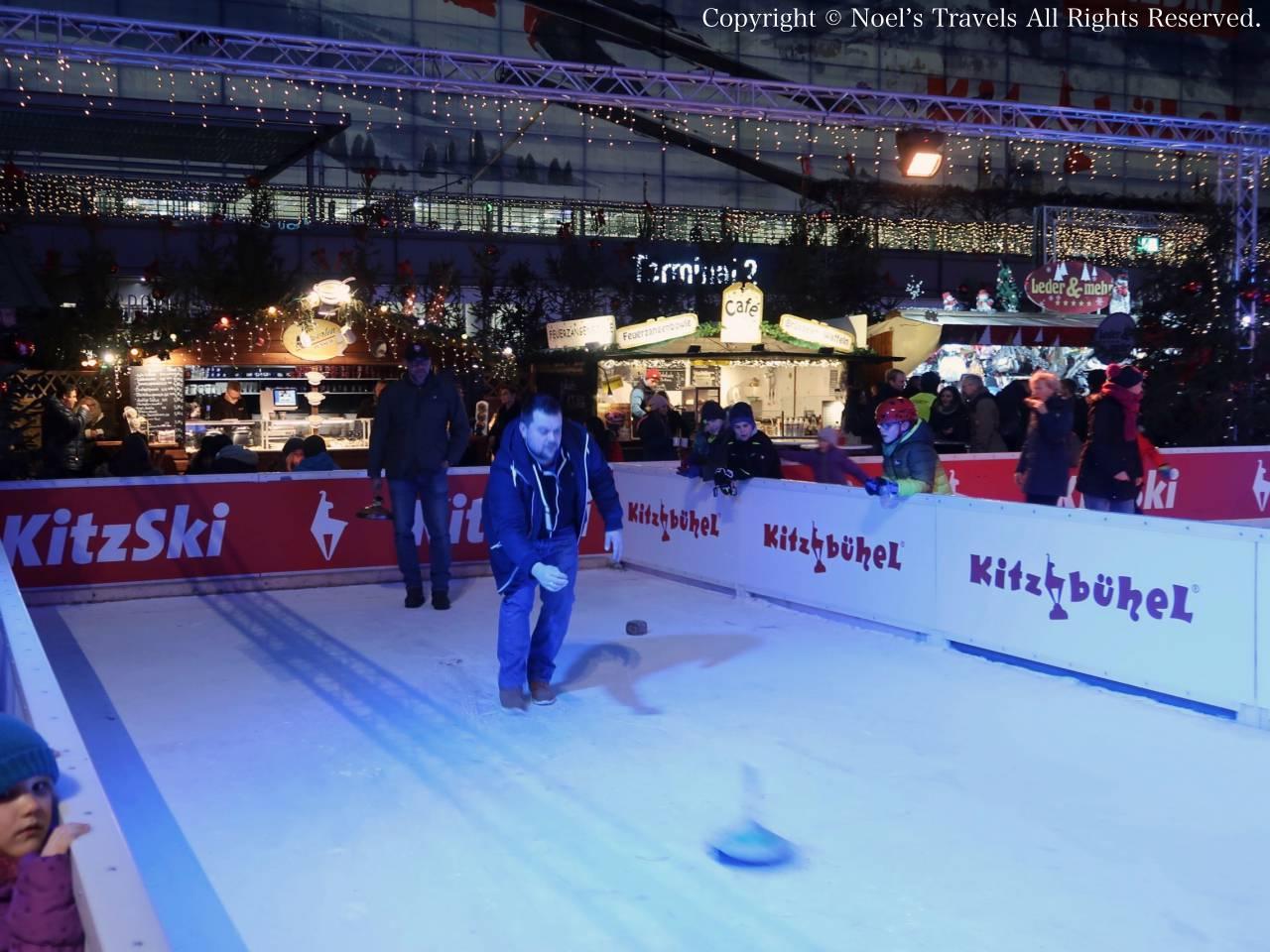 アイス・ストック・スポーツ