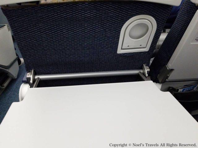 ANAの座席(ボーイング777)