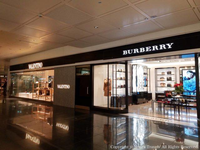 ミュンヘン空港の免税店