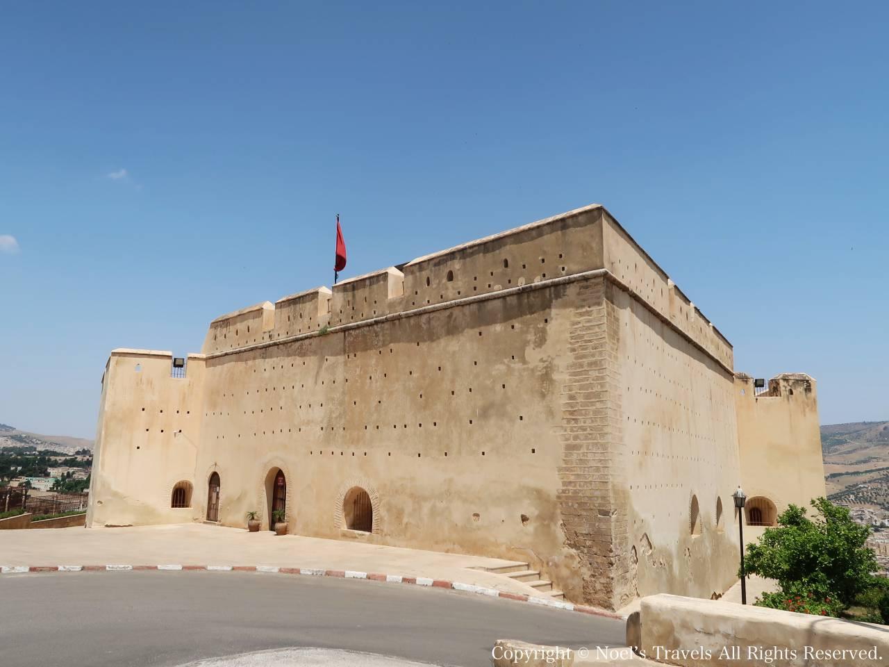 フェズの展望台「南の砦」